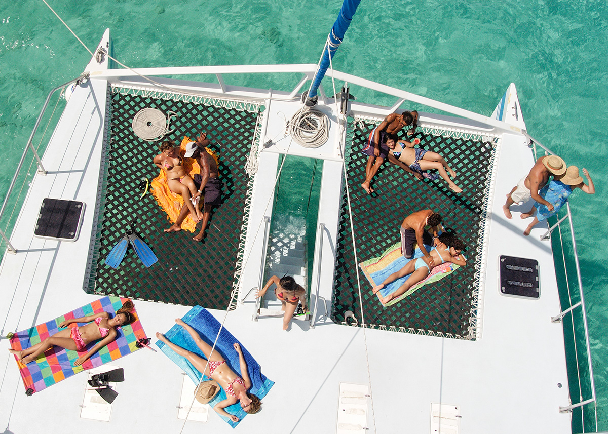 Icacos And Palominito Snorkeling Catamaran Tour East Island Excursions